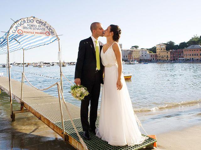 Il matrimonio di Piero e Sara a Chiavari, Genova 33