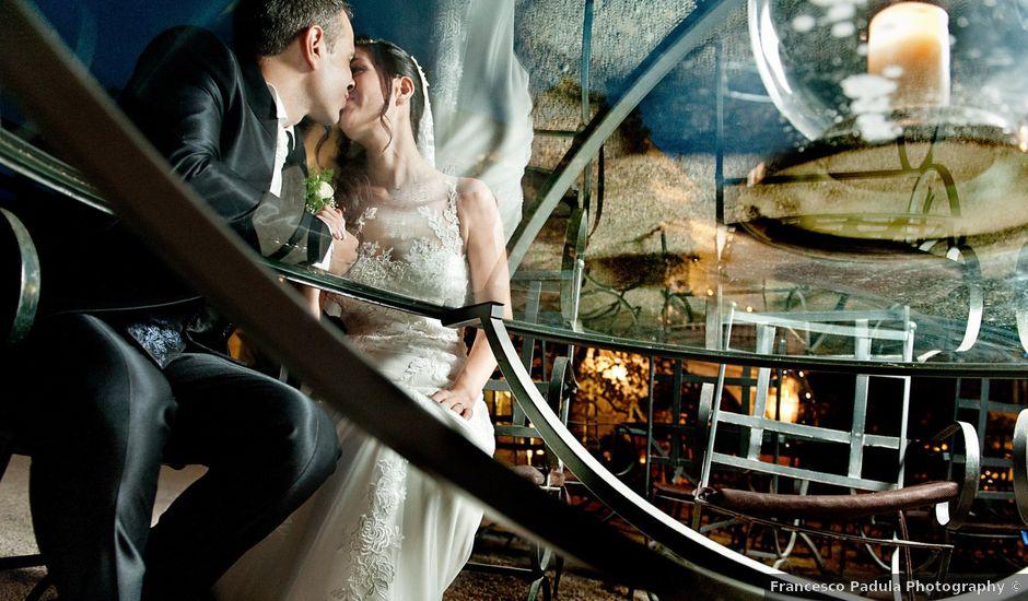 Il matrimonio di Omar e Anna Lucia a San Pancrazio Salentino, Brindisi