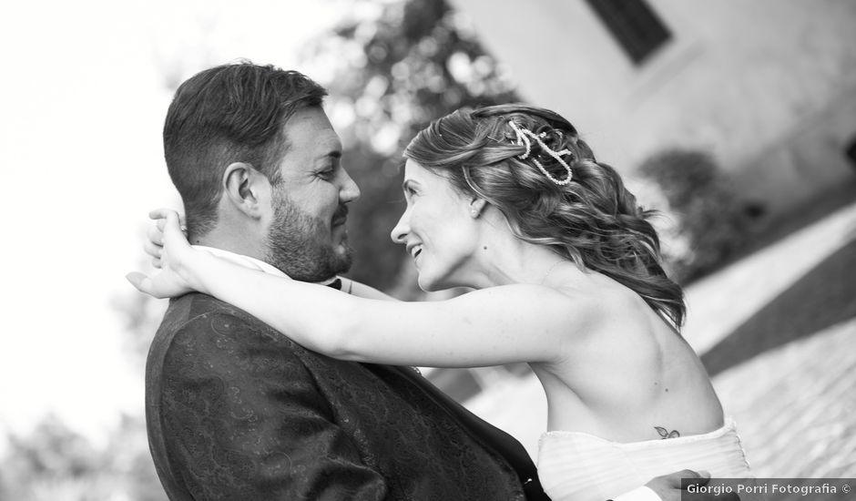 Il matrimonio di Pierre Paolo e Tania a Gallese, Viterbo