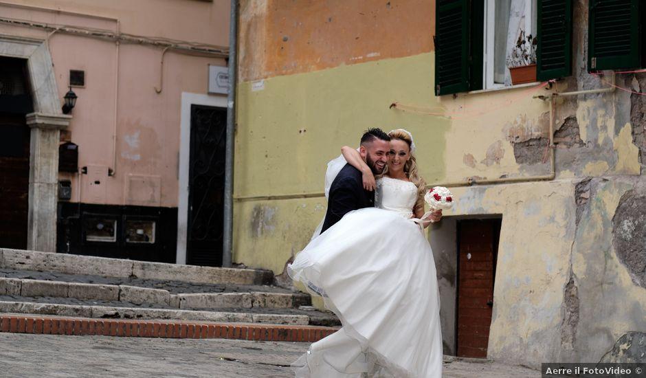 Il matrimonio di Tina e Eduardo a Nettuno, Roma