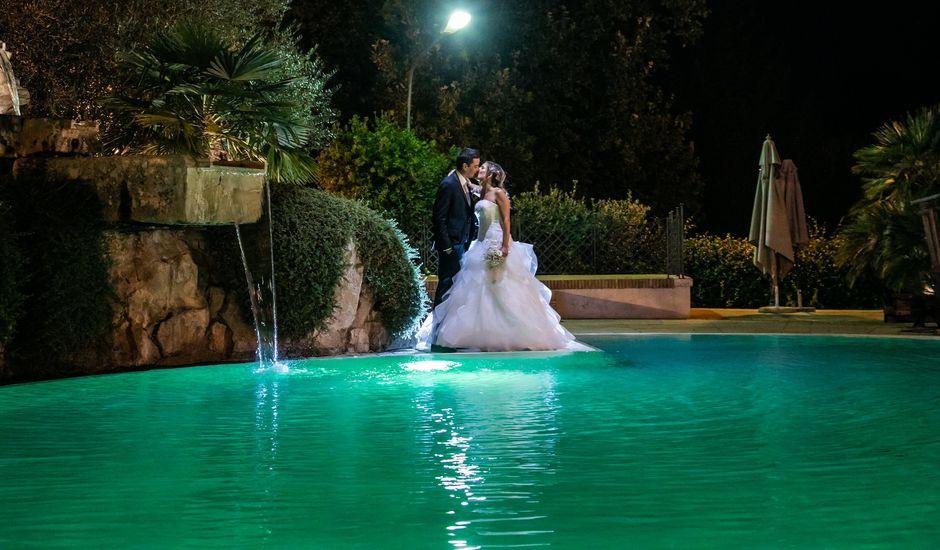 Il matrimonio di Edoardo e Sara a Roma, Roma