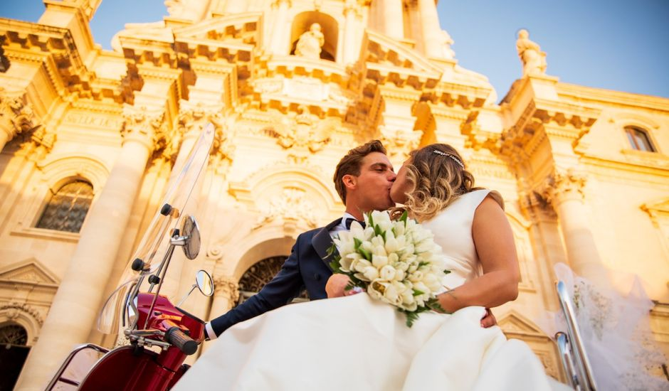 Il matrimonio di Davide e Erika a Siracusa, Siracusa