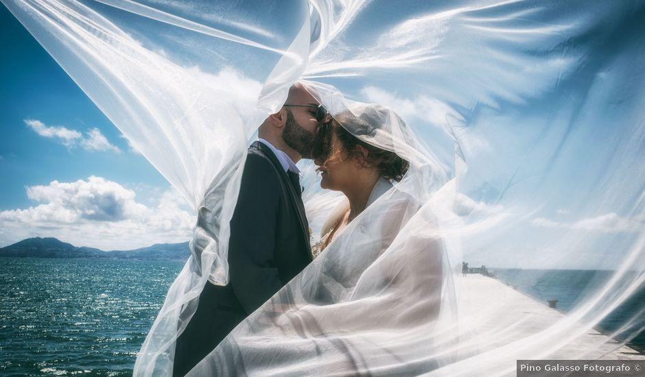 Il matrimonio di Giovanni e Donatella a Marigliano, Napoli