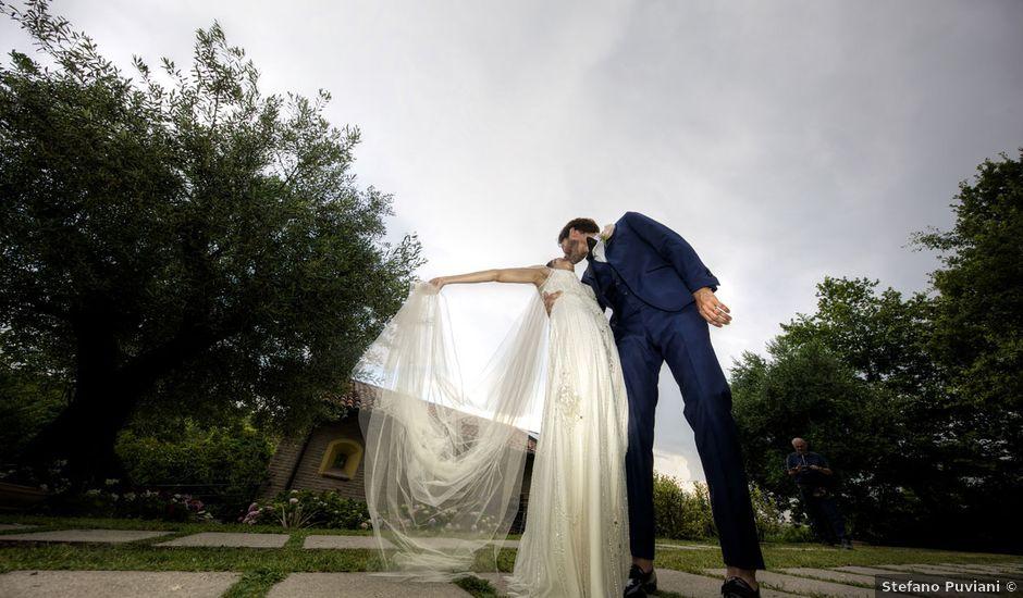 Il matrimonio di Giorgia e Marco a Scandiano, Reggio Emilia