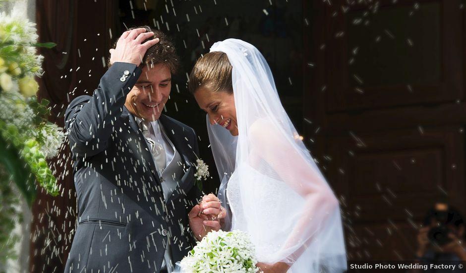 Il matrimonio di Lorenzo e Monica a Monza, Monza e Brianza
