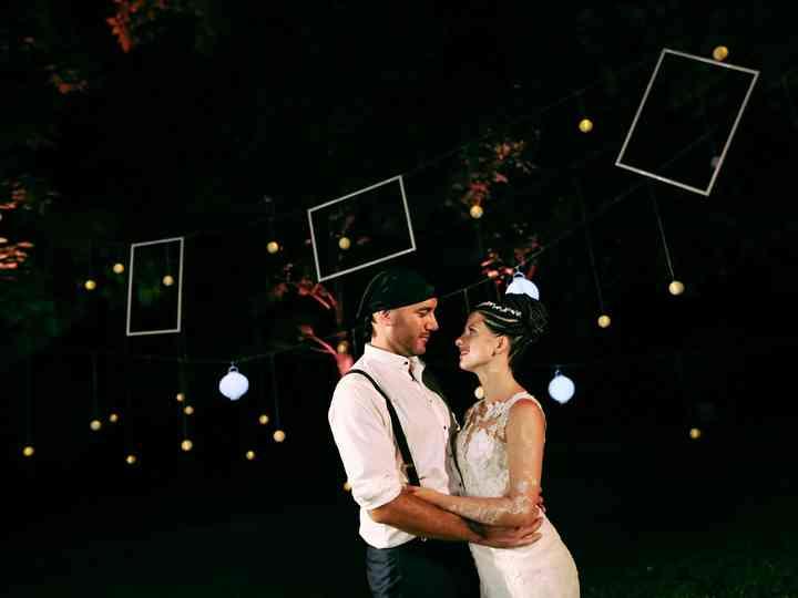 le nozze di Laura e Francesco