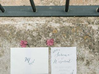 Le nozze di Serena e Wisarut 3