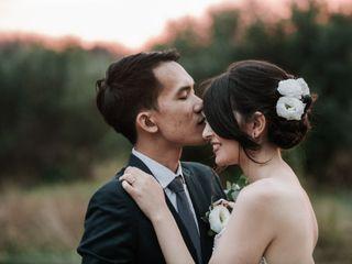Le nozze di Serena e Wisarut