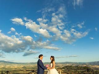 Le nozze di Elodie e Firas