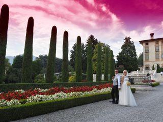 Le nozze di Lucia e Alex