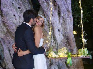Le nozze di Erika e Antonio