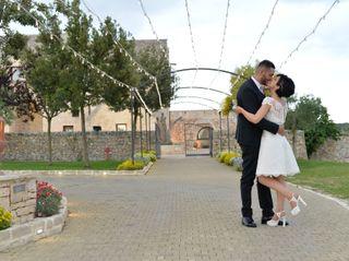 Le nozze di Grazia e Stefano