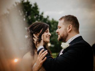 Le nozze di Gabriele e Valeria
