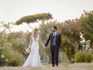 Le nozze di Filomena e Luigi