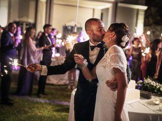 Le nozze di Alessandra e Massimo