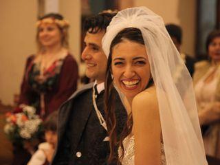 Le nozze di Ylenia e Kener