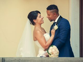 Le nozze di Tania e Giulio