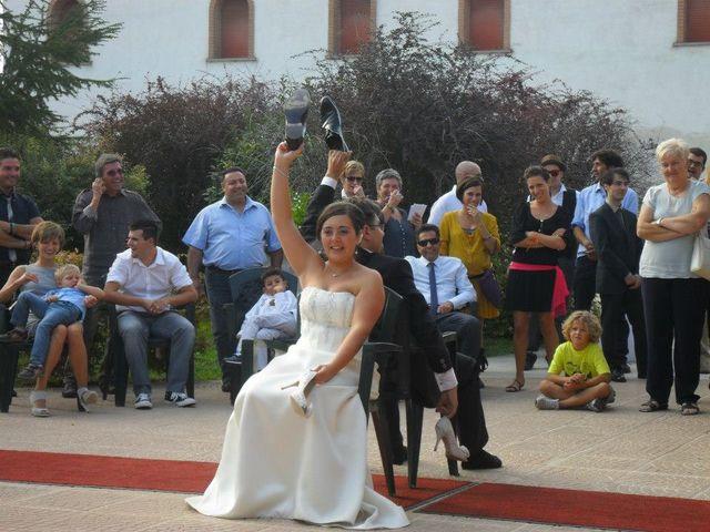 Il matrimonio di Massimo e Sara a Roncoferraro, Mantova 4
