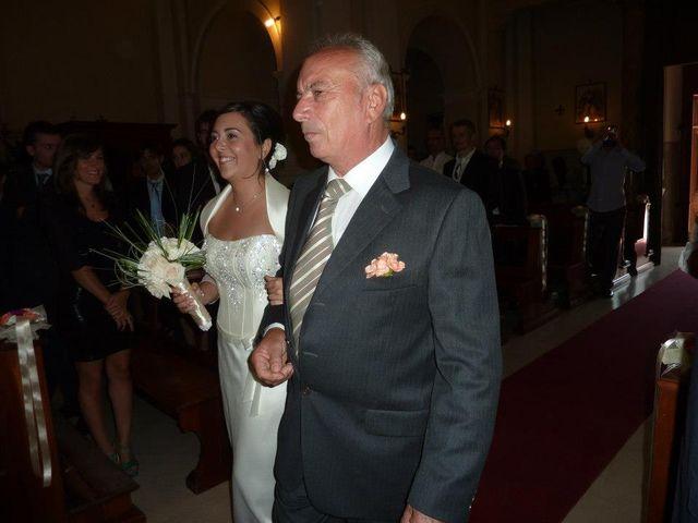 Il matrimonio di Massimo e Sara a Roncoferraro, Mantova 5