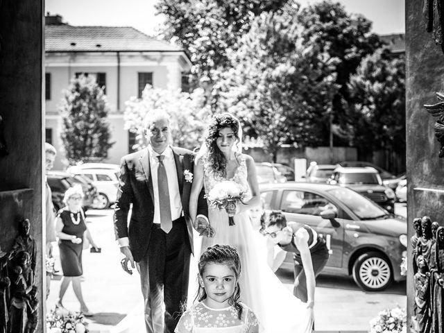 Il matrimonio di Ivan e Sara a Milano, Milano 22