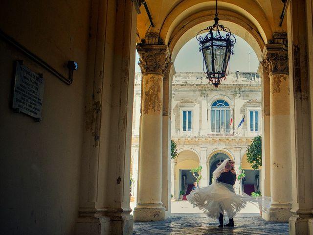 Il matrimonio di Alessandro e Ilenia a Lecce, Lecce 28