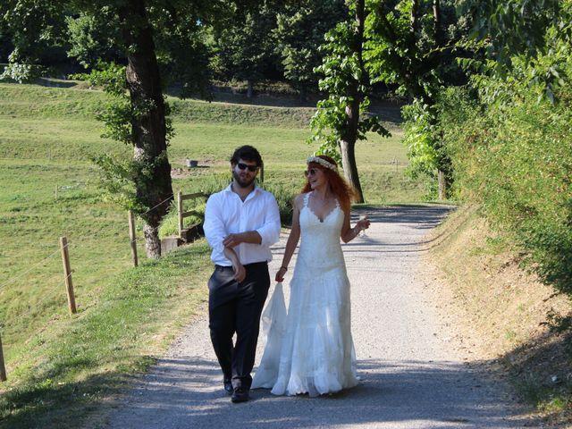 Il matrimonio di Davide e Laura a Vercurago, Lecco 1