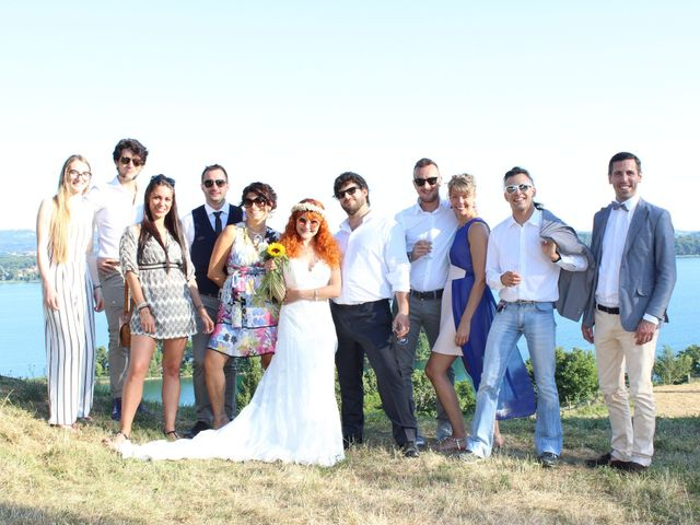 Il matrimonio di Davide e Laura a Vercurago, Lecco 2