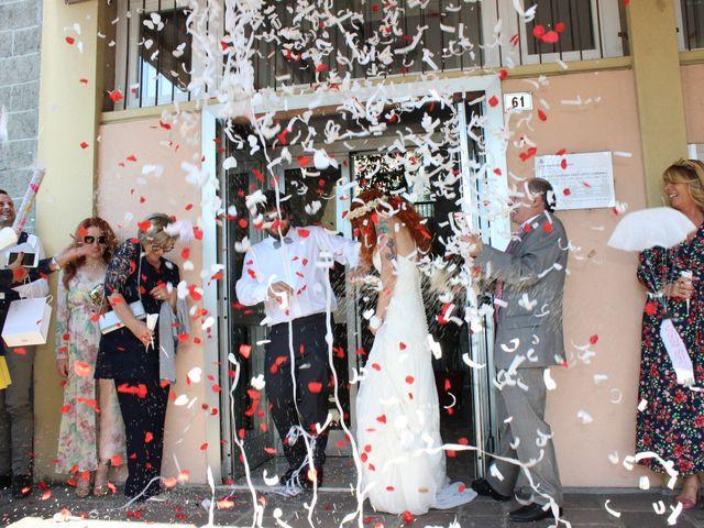 Il matrimonio di Davide e Laura a Vercurago, Lecco 7