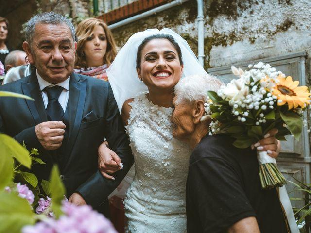 Il matrimonio di Francesco e Silvia a Formia, Latina 10