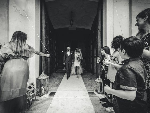 Il matrimonio di Francesco e Silvia a Formia, Latina 15