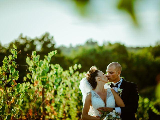 Il matrimonio di Enrico e Valentina a Montespertoli, Firenze 7