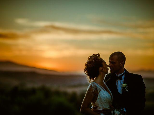 Il matrimonio di Enrico e Valentina a Montespertoli, Firenze 8