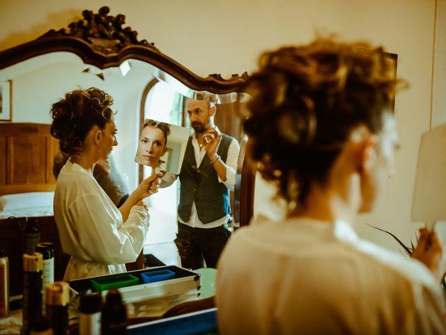 Il matrimonio di Enrico e Valentina a Montespertoli, Firenze 13