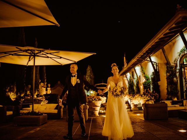 Il matrimonio di Enrico e Valentina a Montespertoli, Firenze 23