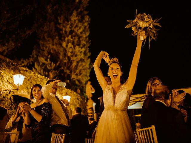 Il matrimonio di Enrico e Valentina a Montespertoli, Firenze 24