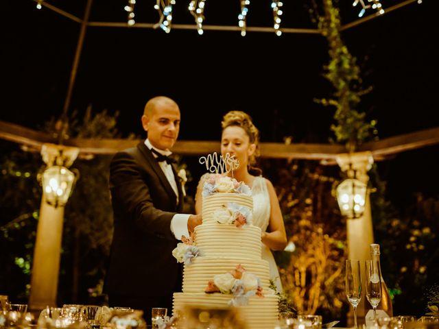 Il matrimonio di Enrico e Valentina a Montespertoli, Firenze 28