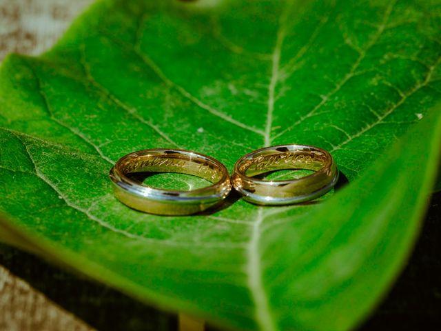 Il matrimonio di Enrico e Valentina a Montespertoli, Firenze 36
