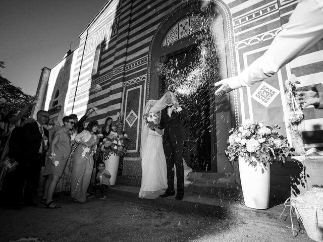 Il matrimonio di Enrico e Valentina a Montespertoli, Firenze 41