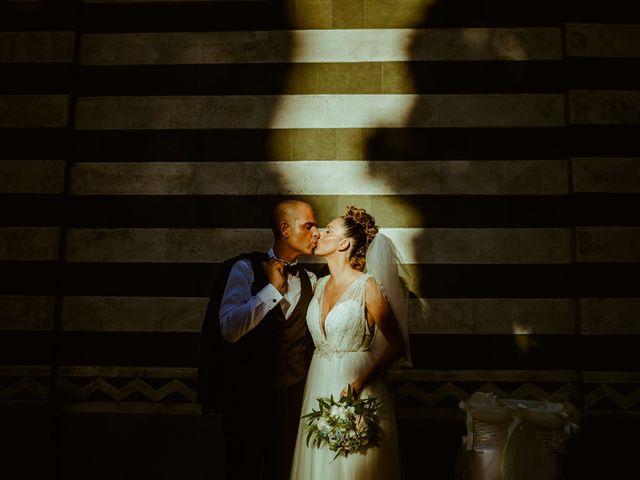 Il matrimonio di Enrico e Valentina a Montespertoli, Firenze 42