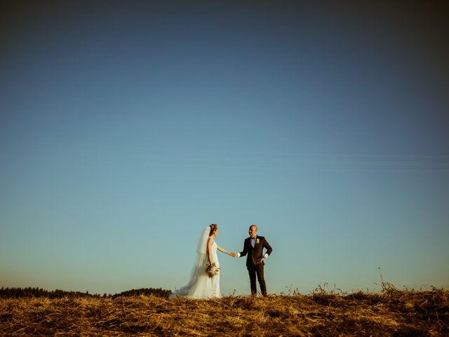 Il matrimonio di Enrico e Valentina a Montespertoli, Firenze 44