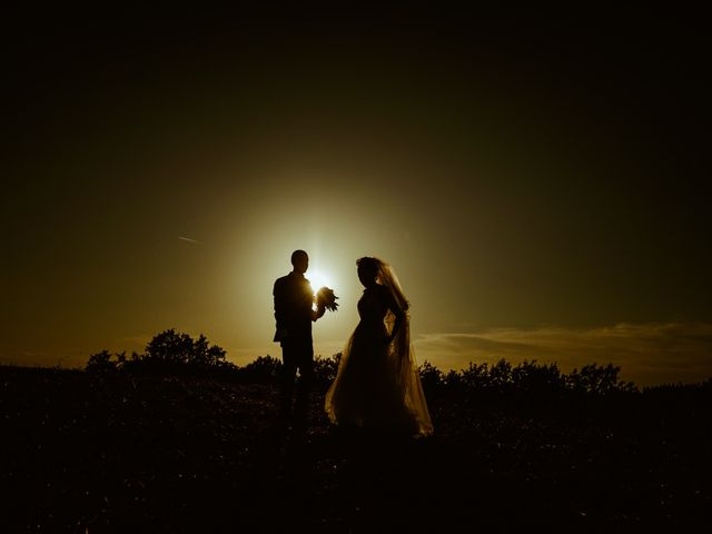Il matrimonio di Enrico e Valentina a Montespertoli, Firenze 45
