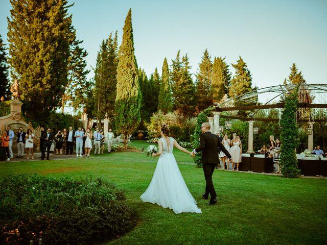 Il matrimonio di Enrico e Valentina a Montespertoli, Firenze 47