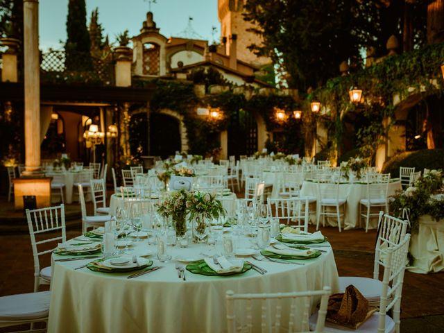 Il matrimonio di Enrico e Valentina a Montespertoli, Firenze 50