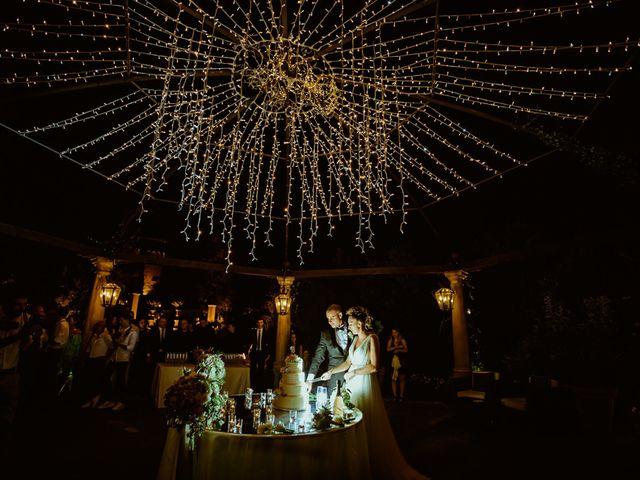 Il matrimonio di Enrico e Valentina a Montespertoli, Firenze 61