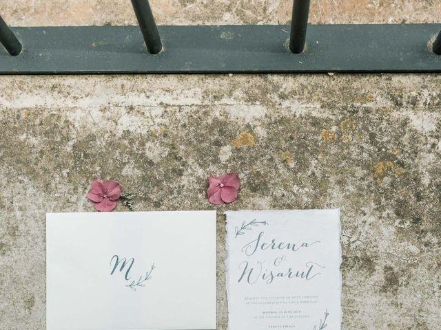 Il matrimonio di Wisarut e Serena a Botrugno, Lecce 5