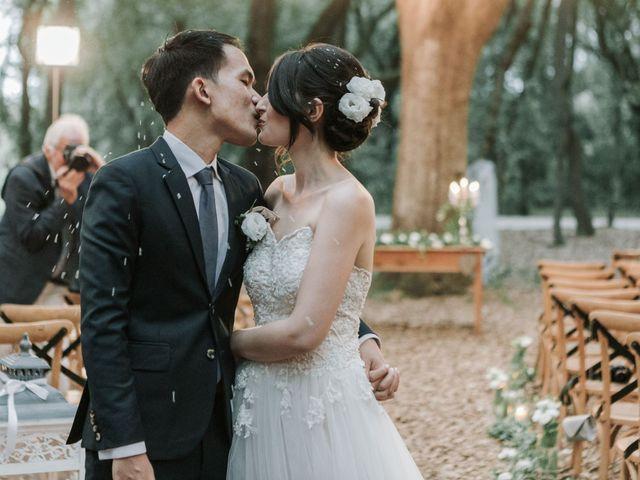 Il matrimonio di Wisarut e Serena a Botrugno, Lecce 13
