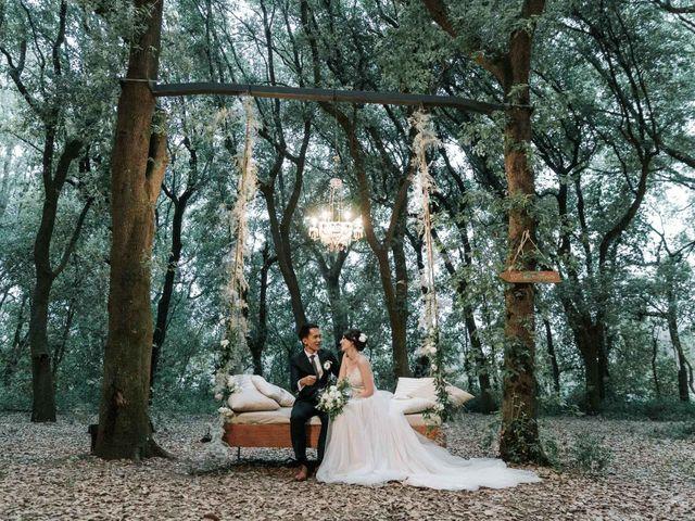Il matrimonio di Wisarut e Serena a Botrugno, Lecce 2