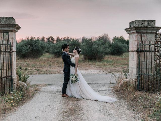 Il matrimonio di Wisarut e Serena a Botrugno, Lecce 14