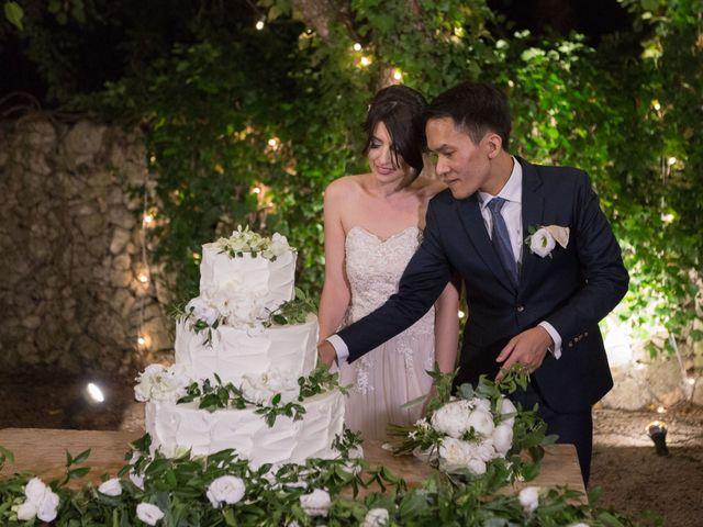 Il matrimonio di Wisarut e Serena a Botrugno, Lecce 25