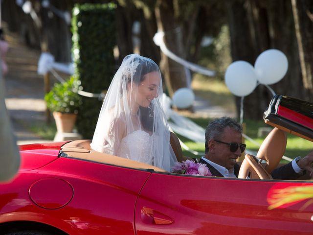 Il matrimonio di Firas e Elodie a Grosseto, Grosseto 19